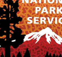 National Parks Service Sticker
