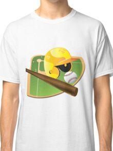 Yellow Baseball Classic T-Shirt