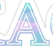 kappa alpha theta kat  Sticker