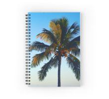 Palm Tree Spiral Notebook