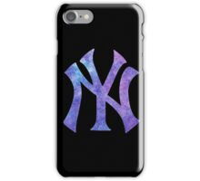 New York Yankees Watercolor Logo iPhone Case/Skin