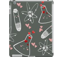 Chem love iPad Case/Skin