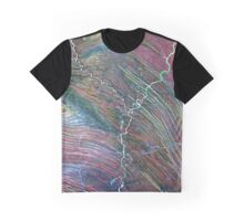 Reading the Alphabet From Space Graphic T-Shirt