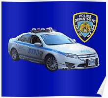 NYPD 1 Poster