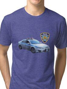 NYPD 1 Tri-blend T-Shirt
