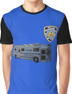 nypd 2 Graphic T-Shirt