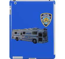 nypd 2 iPad Case/Skin