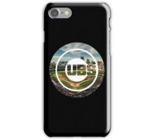 Chicago Cubs Stadium Logo iPhone Case/Skin