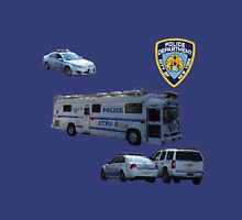 NYPD 3 Unisex T-Shirt