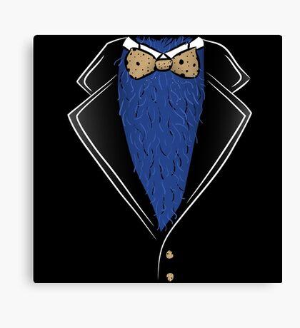 Cookie Formal tux shirt Canvas Print
