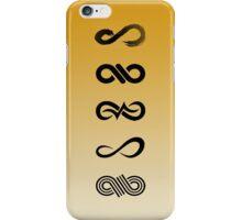 Infinite Gold iPhone Case/Skin