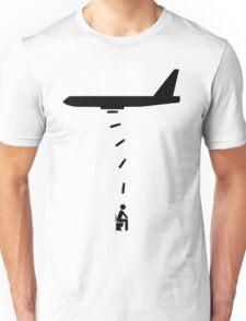 Toilet Bomber Unisex T-Shirt