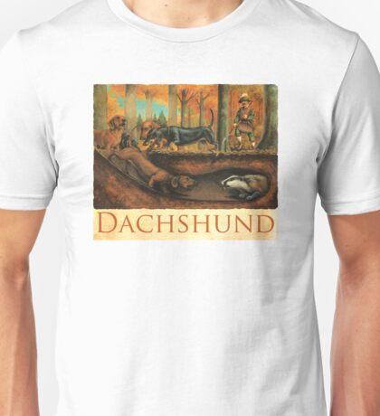 Dog Breed - the Dachshund Unisex T-Shirt
