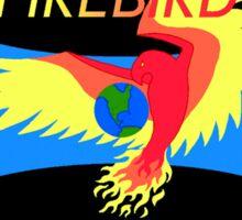 FIREBIRD-I Logo Sticker
