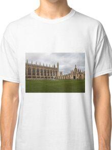 Cambridge, King's College 4 Classic T-Shirt