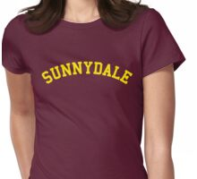 Sunnydale High School - Buffy Womens Fitted T-Shirt