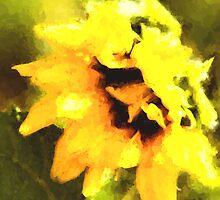 Sunflower Daze by Cathy Donohoue