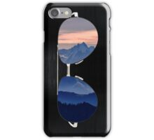 Mirrored Mountains  iPhone Case/Skin