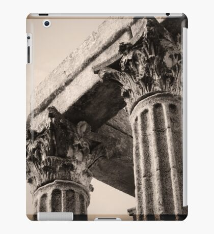 Greece Architecture Vintage iPad Case/Skin