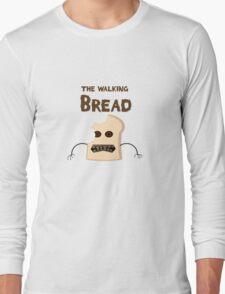 the walking bread Long Sleeve T-Shirt