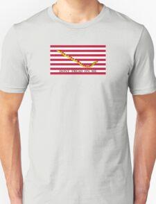 Naval Jack of the United States Unisex T-Shirt