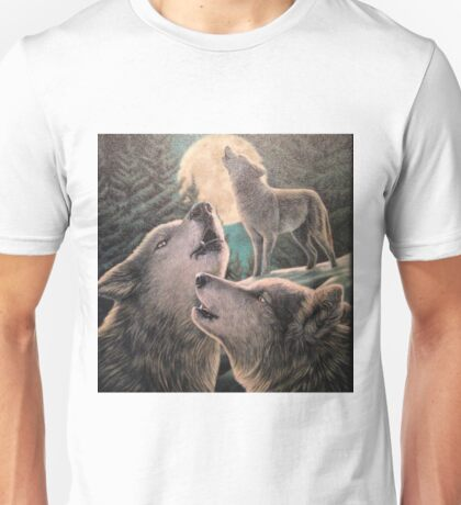 Wolfs. Unisex T-Shirt