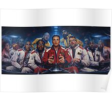 Logic - The Incredible True Story Poster