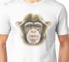 Polygonal Monkey Unisex T-Shirt