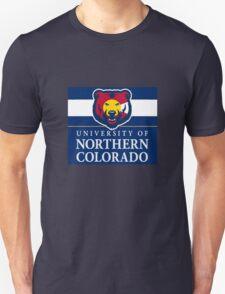 University of Northern Colorado / Colorado Flag Unisex T-Shirt