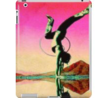 Desert Yoga iPad Case/Skin