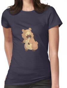 Bidoof Womens Fitted T-Shirt