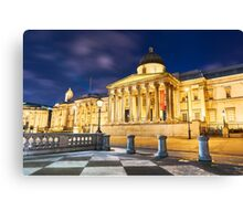 National Gallery in London, UK Canvas Print