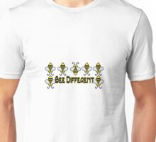 Bee Different Unisex T-Shirt