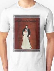 Pride and Prejudice Darcy and Lizzy T-Shirt