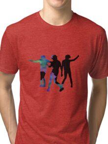 Matt Healy Dancing  Tri-blend T-Shirt