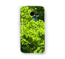 Very Green Samsung Galaxy Case/Skin