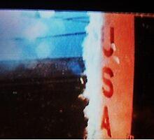 USA Apollo 14 launch by schiabor