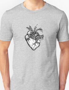 Braided Heart Unisex T-Shirt