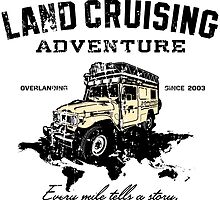 Every Mile Tells a Story by landcruising