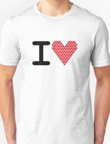 I love a lot ... T-Shirt