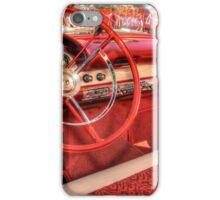 1956 Ford Interior iPhone Case/Skin