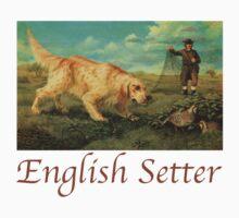 Dog Breed - the English Setter One Piece - Short Sleeve