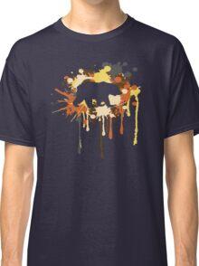 Splat Bear Classic T-Shirt