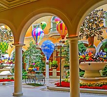 Welcome to The Bellagio - Las Vegas - Nevada USA by TonyCrehan
