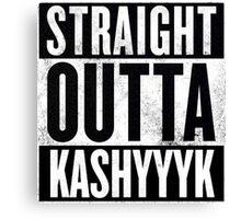 Straight Outta Kashyyyk Canvas Print