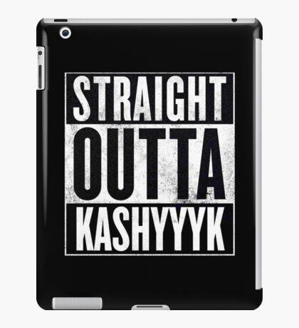 Straight Outta Kashyyyk iPad Case/Skin