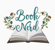 Book Nerd Baby Tee