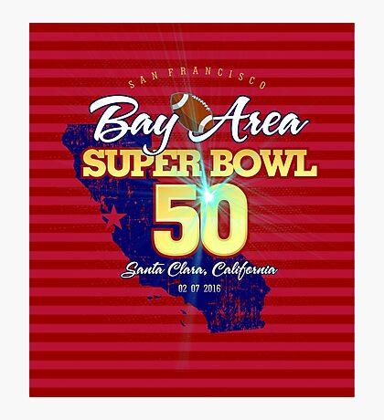 Super Bowl 50 II Photographic Print