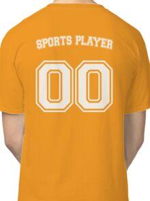 Sports Player Classic T-Shirt