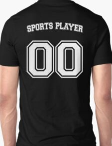Sports Player T-Shirt